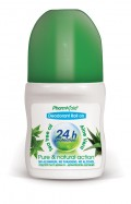 Deodorant roll-on med Aloe Vera og Tea Tree Olie