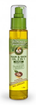 Hair & Skin Oil 2 In 1